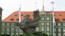 szczecin - pomnik