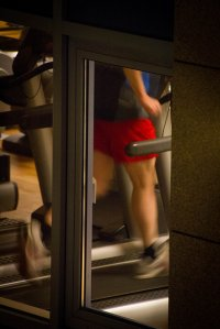 Ćwiczenia na bieżni