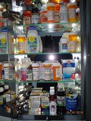 szafka z lekami