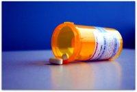 fiolka z lekami