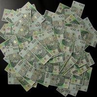 sporo pieniędzy