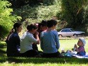 Piknik to świetny sposób na zaciśnienie rodzinnych więzi